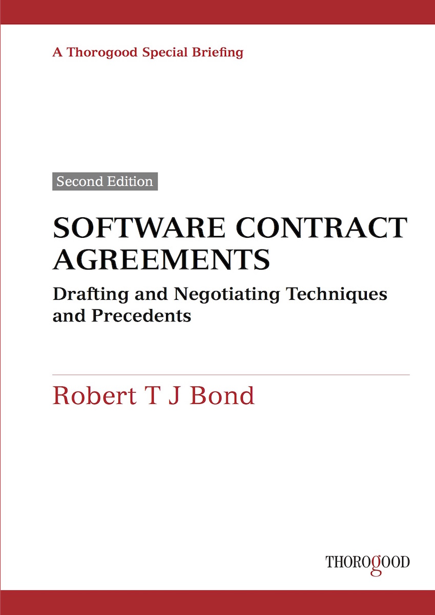 Software Contract Agreements
